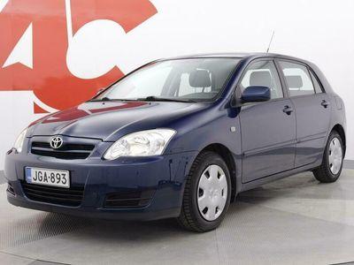 käytetty Toyota Corolla 1,4 VVT-i Linea Terra 5ov Hatchback #lohko+sisätilanlämmitin #ilmastointi #huoltokirja