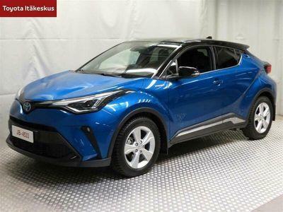 käytetty Toyota C-HR 2,0 Hybrid Style *** Approved lisäturva 12kk ilman kilometrirajoitusta