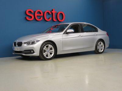 käytetty BMW 320 3-sarja F30 Sedan d xDrive, Urheiluistuimet, HiFi kaiutinjärjestelmä, Lämm.ohjauspyörä