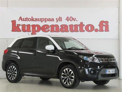 käytetty Suzuki Vitara 1,6 VVT 4WD GLX 5MT * Navi, Adaptiivi Cruise, Per. kamera, KeylessGo *