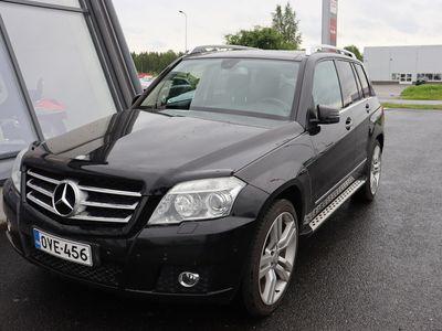 käytetty Mercedes GLK320 CDI 4Matic A