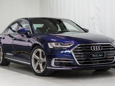 käytetty Audi A8 50TDI quattro MHEV Huippu varustus! jatkotakuu 10/2022 tai 100tkmsaakka! Katso listaus!