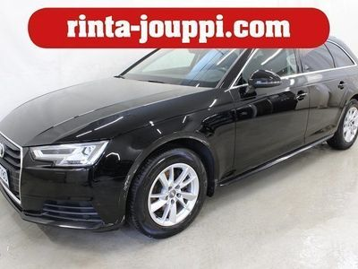 käytetty Audi A4 A4 Avant Business 2,0 TFSI 140 S tronic - Hieno1-omistajalta!
