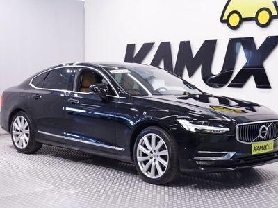 käytetty Volvo S90 D5 AWD Inscription aut / HUD / VOC / Navi / Keyless / Juuri huollettu