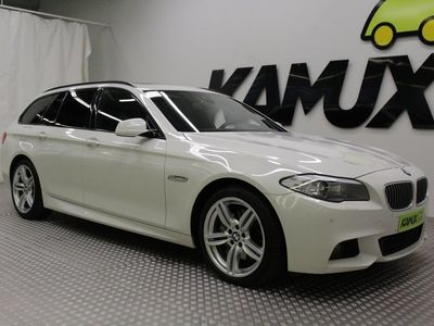 käytetty BMW 535 d TwinPower Turbo A F11 Touring M-Sport / Comfort-istuimet / HUD / Pro-navi / Vetokoukku