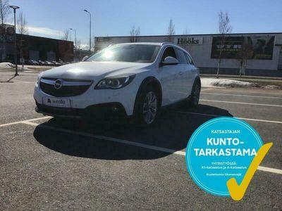 käytetty Opel Insignia Country Tourer *NELIVETO*2.0CDTI BiT 4x4 143kW Aut. Tarkastettuna, Rahoituksella, Kotiin toimitettuna!