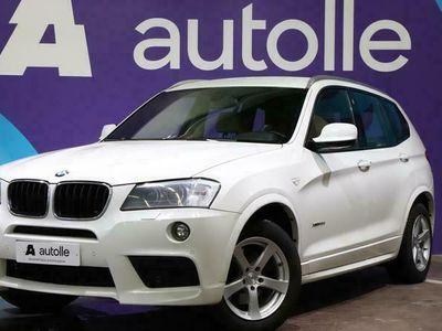 käytetty BMW X3 *UPEA* F25 xDrive20d TwinPower Turbo A Business M-Sport. Tarkastettuna, Rahoituksella, Kotiin Toimitettuna!