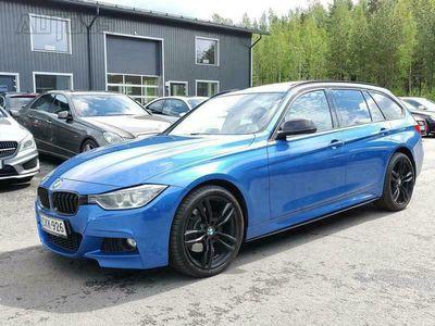 käytetty BMW 330 dA M-Sport xDrive Touring * RAHOITUS 0e KÄSIRAHALLA * DP + AJTECH SOFTA * PANORAMA * EBERI * LIPPAA JA LÄPPÄÄ YMS