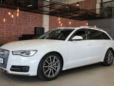 käytetty Audi A6 Allroad 3,0 tdi 320hv biturbo HUIPPUVARUSTEIN! *Vaihto / Rahoitus*