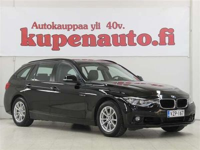 käytetty BMW 318 318 F31 Touring i Automatic Business Exclusive * Nahat, LED, Bluetooth, Sähköluukku, Lämpöratti *