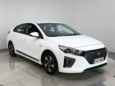 käytetty Hyundai Ioniq HYBRID DCT Comfort Navigointi + Peruutuskamera + Kaistavahti++