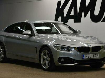 käytetty BMW 420 Gran Coupé xDrive | Sport line | 2x-renkaat