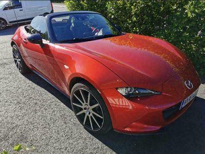 käytetty Mazda MX5 1,5 (131) SKYACTIV-G Premium Sport MB1