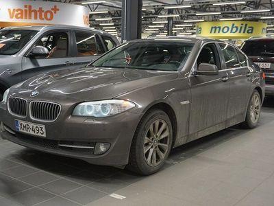 käytetty BMW 520