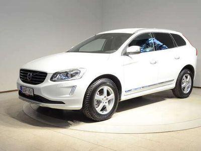 käytetty Volvo XC60 D4 Business Summum aut - Avaimeton / Sähkö takaluukku / Webasto / Juuri huollettu