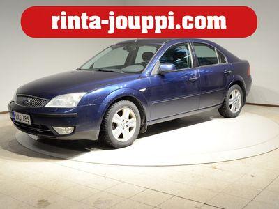 käytetty Ford Mondeo 2,0TDCi 130hv Ghia Sportback - Kattava