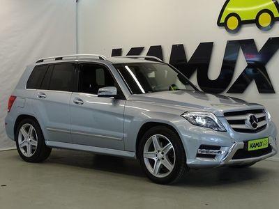 käytetty Mercedes GLK220 CDI BE 4Matic A AMG / TULOSSA MYYNTIIN /