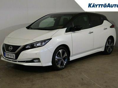 käytetty Nissan Leaf 147hp [sähkö automaatti etuveto] Business 40 kWh