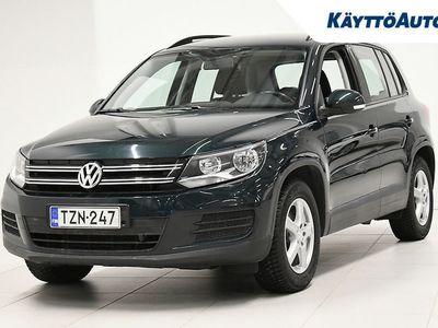 käytetty VW Tiguan TREND FUN LIMITED 1,4 TSI 90 KW *WEBASTO, KOUKKU*