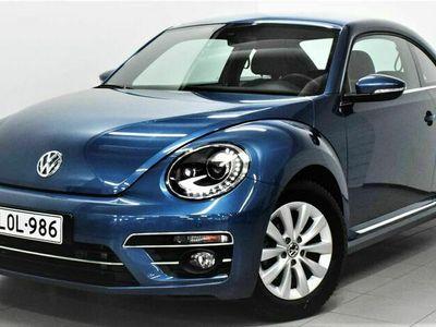 käytetty VW Beetle Design 1,2 TSI 77 kW (105 hv) DSG-automaatti LOL-986 | Laakkonen