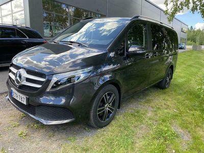 käytetty Mercedes V250 d 4Matic keskipitkä A2 A Avantgarde**2-Paikkainen pakettiauto/sis.Alv**