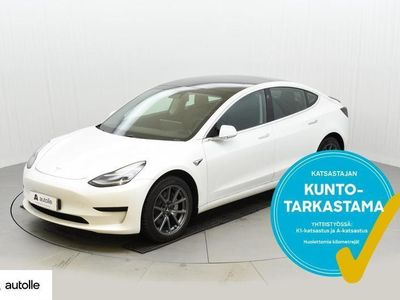 käytetty Tesla Model 3 *KOTIINTOIMITUS* Standard RWD Plus. Tarkastettuna, Rahoituksella, Kotiin toimitettuna!