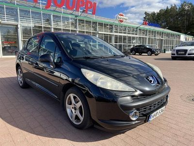 käytetty Peugeot 207 Sport 1,6 5-ov.
