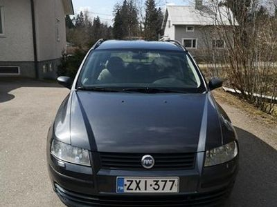 käytetty Fiat Stilo 1.4 Multi Wagon 6 Speed