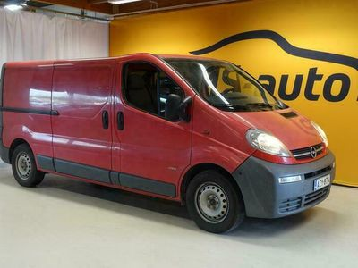 käytetty Opel Vivaro Van 1,9 CDTI #JUURITULLUT #Vähänajettu #Löytö #Siisti #Vakkari #Paku