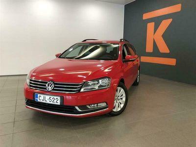 käytetty VW Passat Variant Luxline 1,6 TDI 77 kW (105 hv) BlueMotion Technology