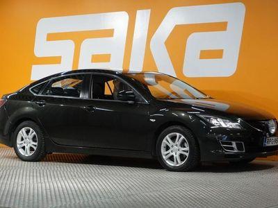 käytetty Mazda 6 HB 2,0TD Elegance Business ** Suomiauto / Vetokoukku / P-tutka / Webasto / Lohkolämm. **