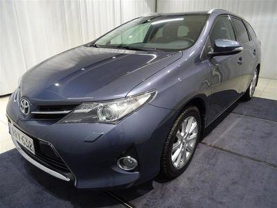 käytetty Toyota Auris Touring Sports 1,6 Valvematic Active Edition