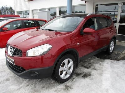 käytetty Nissan Qashqai +2 1,6dCi DPF Stop / Start System Acenta 2WD 6M/T MY12