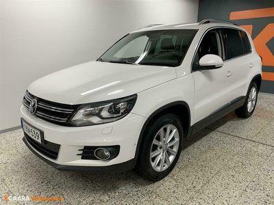 käytetty VW Tiguan Sport & Style 1,4 TSI 90 kW (122 hv) BlueMotion Technology