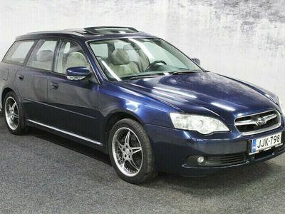 käytetty Subaru Legacy 3.0 R ZK STW AWD Aut