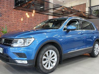 käytetty VW Tiguan 1.4 tsi comfortline *Vaihto / Rahoitus*