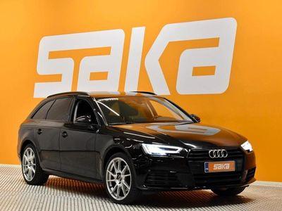 käytetty Audi A4 Avant Business Sport 2,0 TDI 140 kW S tronic ** Sporttinen / Digimittari / Navi / Tutkat / Sporttipenkit / LED *...