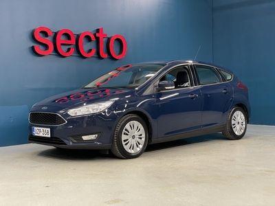 käytetty Ford Focus 1,0 EcoBoost 100 S/S Trend 5ov, Moottorin- ja Sisätilanlämmitin