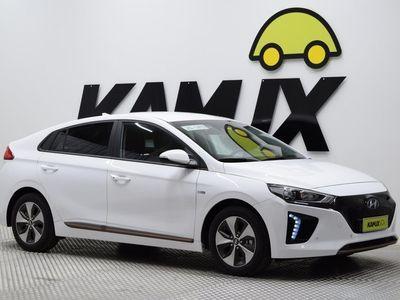 käytetty Hyundai Ioniq electric Comfort / INFINITYN ÄÄNENTOISTO / Langaton puhelimenlataus / Adapt. Vakkari / UUTTA VASTAAVA AUTO!!