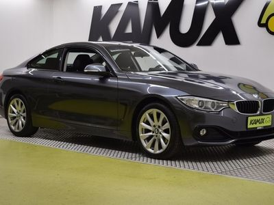 käytetty BMW 420 420 F32 Coupe i A xDrive / TUTKAT / SPORTTIPENKIT / HIFI /