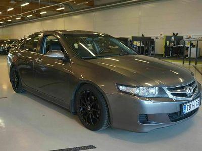käytetty Honda Accord *SIISTI*2.0i Sport 4d Tarkastettuna, Rahoituksella, Kotiin toimitettuna!