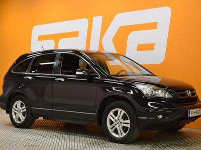 käytetty Honda CR-V 2,2 i-DTEC Elegance AT 4WD ** Suomi-auto / Lohko+sisäp. / Koukku **
