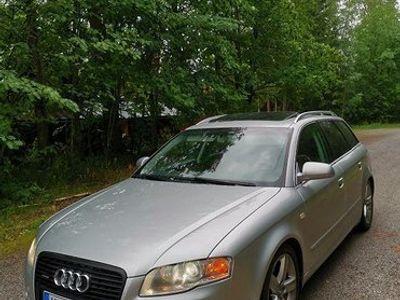 käytetty Audi A4 b7 avant 3.0tdi quattro tiptronic