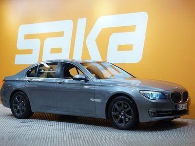 käytetty BMW 730 TwinPower Turbo A xDrive F01 Sedan ### NORMAL FRIDAY -hinta! ### ** Facelift / Prof. Navi / Kaistava