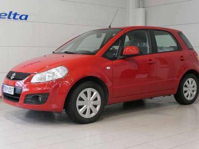 käytetty Suzuki SX4 1,6 VVT CITY 5D 4AT**Kaikkiin vaihtoautoihin korko vain 0,49%+kulut Huoltorahalla!**
