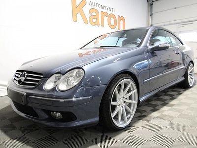 käytetty Mercedes CLK55 AMG AMG