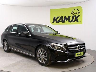 käytetty Mercedes C200 d T A Avantgarde //