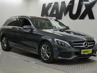 käytetty Mercedes C250 T A Premium Business Avantgarde