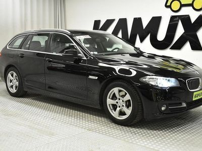 käytetty BMW 520 520 F11 Touring d A Business // BI-XENON / VAKKARI / TAITTUVA KOUKKU //