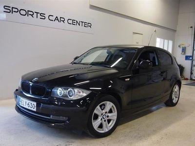 käytetty BMW 116 E81 Hatchback 3-ov Limited Business Edition,Rahoitus jopa ilman käsirahaa!